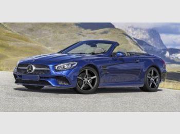 2017 Mercedes-Benz SL 550 for Sale Nationwide - Autotrader