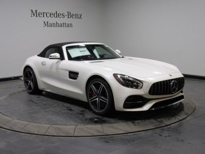 New 2019 Mercedes-Benz AMG GT C Roadster - 503396930