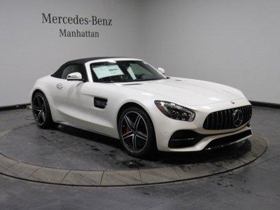 New 2019 Mercedes-Benz AMG GT C Roadster - 503396930