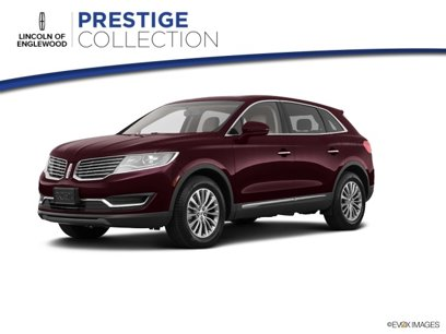 New 2018 Lincoln Mkx Awd Black Label