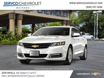 New 2019 Chevrolet Impala LT - 498654863