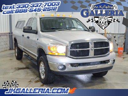 Used 2006 Dodge Ram 2500 Truck 4x4 Quad Cab Slt