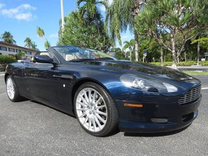 2007 aston martin cars for sale nationwide - autotrader