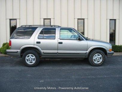 1998 Chevrolet Blazer For Sale Nationwide Autotrader