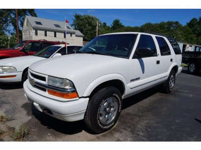 2003 Chevrolet Blazer For Sale Nationwide Autotrader