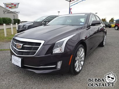 Certified 2015 Cadillac ATS 3.6 Premium AWD Sedan - 505430828