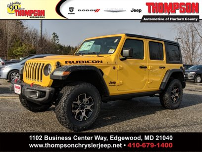 New 2019 Jeep Wrangler 4WD Unlimited Rubicon - 506479898