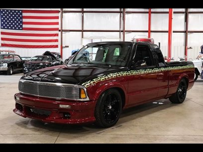 1994 Chevrolet S10 Pickup For Sale Nationwide Autotrader