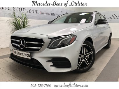 New 2019 Mercedes-Benz E 450 4MATIC Wagon - 495569930