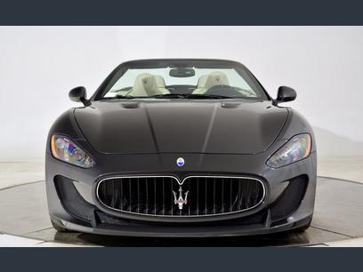 Used 2017 Maserati Granturismo Mc