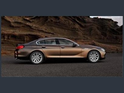 Certified Bmw 640i Gran Coupe Xdrive For Sale Nationwide Autotrader