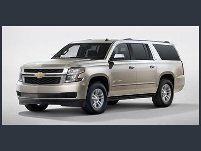 New 2018 Chevrolet Suburban 4wd Premier