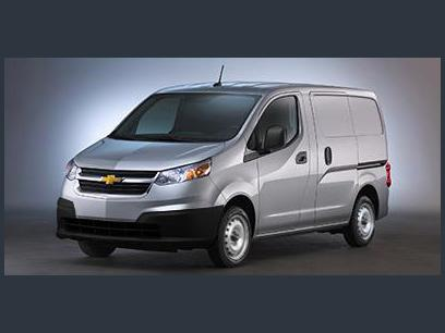 New 2017 Chevrolet City Express Lt