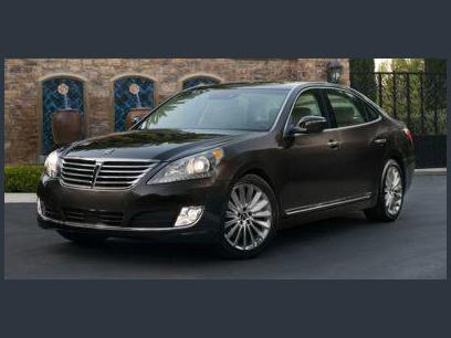 Certified 2017 Hyundai Equus 504558025