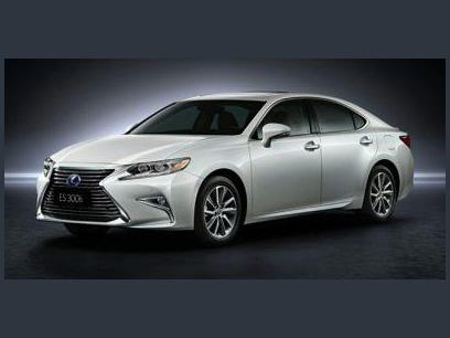 New 2017 Lexus Es 300h