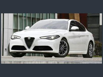 2019 Alfa Romeo Giulia For Sale Nationwide Autotrader