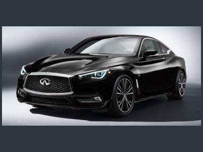 New 2018 Infiniti Q60 Red Sport 400 Awd Coupe
