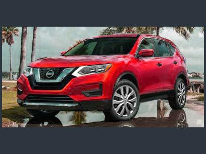 Used 2017 Nissan Rogue Sv