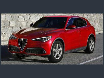 Alfa Romeo Stelvio For Sale Nationwide Autotrader