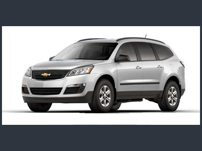 New 2017 Chevrolet Traverse Awd Premier