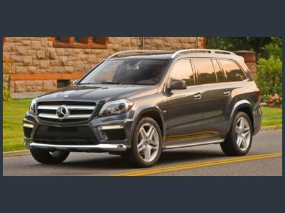 Used 2016 Mercedes Benz Gl 550 4matic