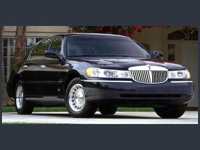 2001 Lincoln Town Car For Sale Nationwide Autotrader