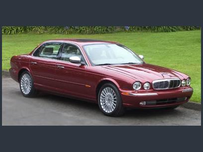 Used 2007 Jaguar Xj Vanden Plas 506644924