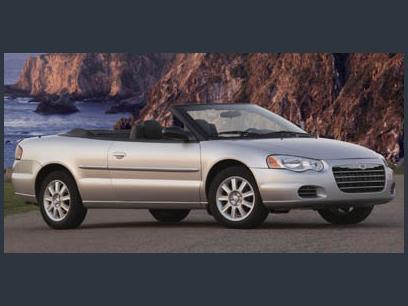 Used 2006 Chrysler Sebring Convertible