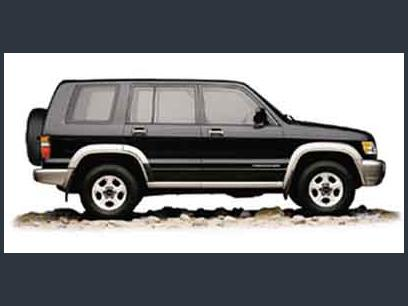 2002 isuzu trooper for sale nationwide - autotrader
