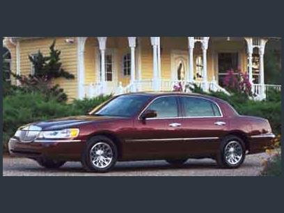 2000 Lincoln Town Car For Sale Nationwide Autotrader