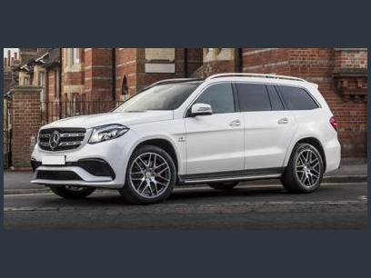 2018 Mercedes Benz Gls Class Cars For Sale Nationwide Autotrader