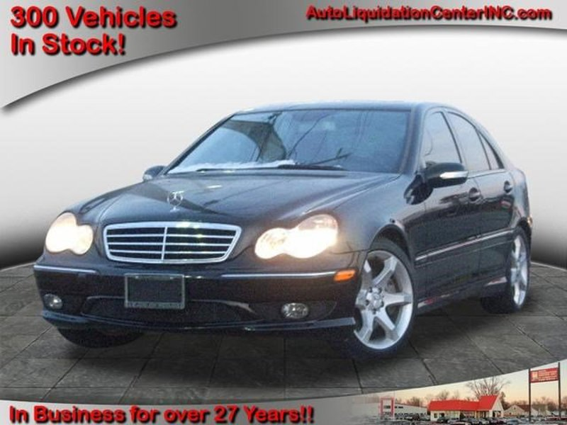 Used 2007 Mercedes-Benz C 230 in New Haven, IN - 444842405 - 1