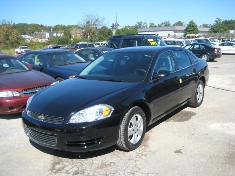Used 2007 Chevrolet Impala in Moody, AL - 358010532 - 1