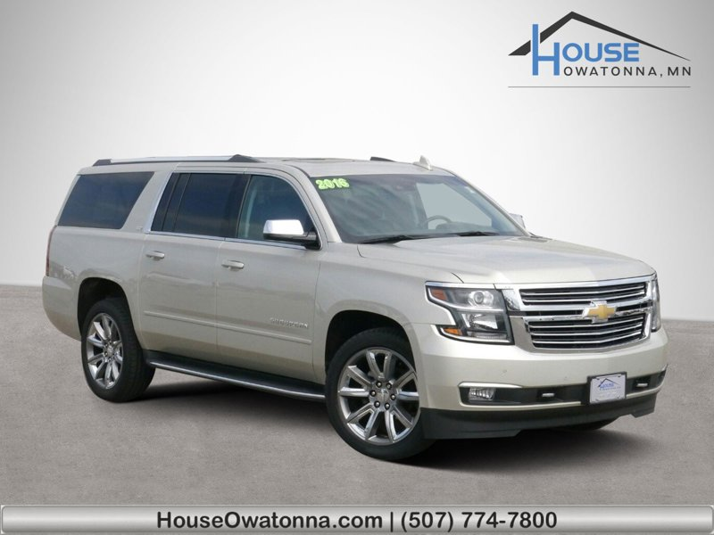 Used 2016 Chevrolet Suburban in OWATONNA, MN - 473739450 - 1