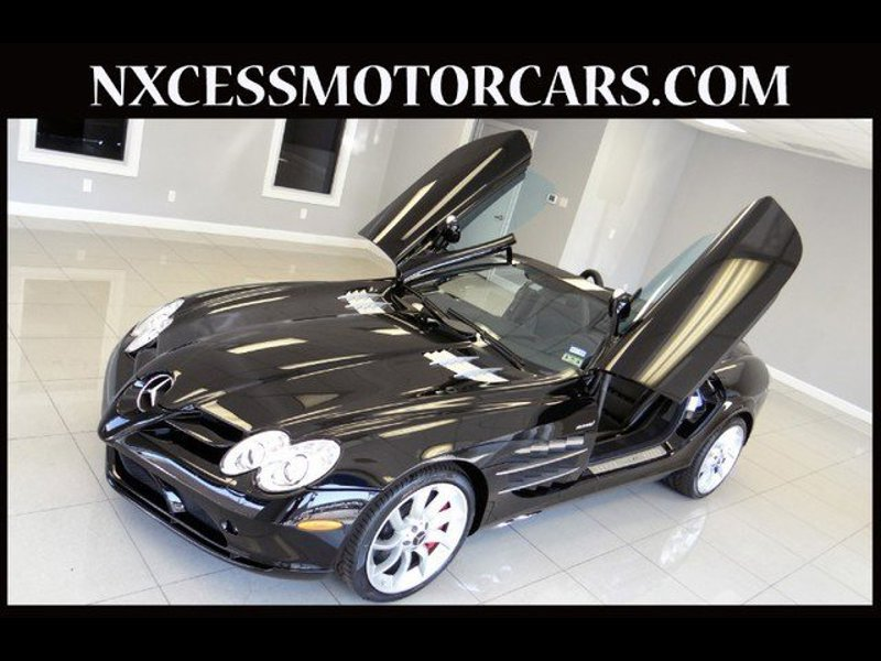 Used 2008 Mercedes-Benz SLR in Houston, TX - 412919599 - 1