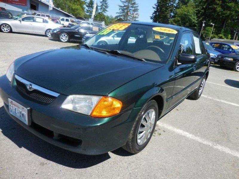 Used 2000 Mazda Protege in Lynnwood, WA - 332062861 - 1