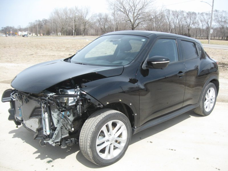 Used 2016 Nissan Juke in Des Moines, IA - 482641435 - 1