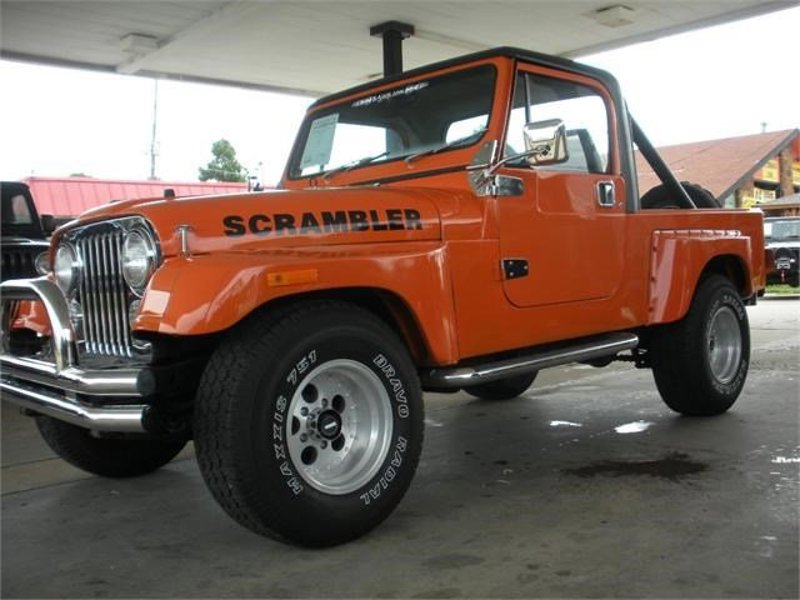 Used 1983 Jeep Scrambler in Broken Arrow, OK - 404235706 - 1