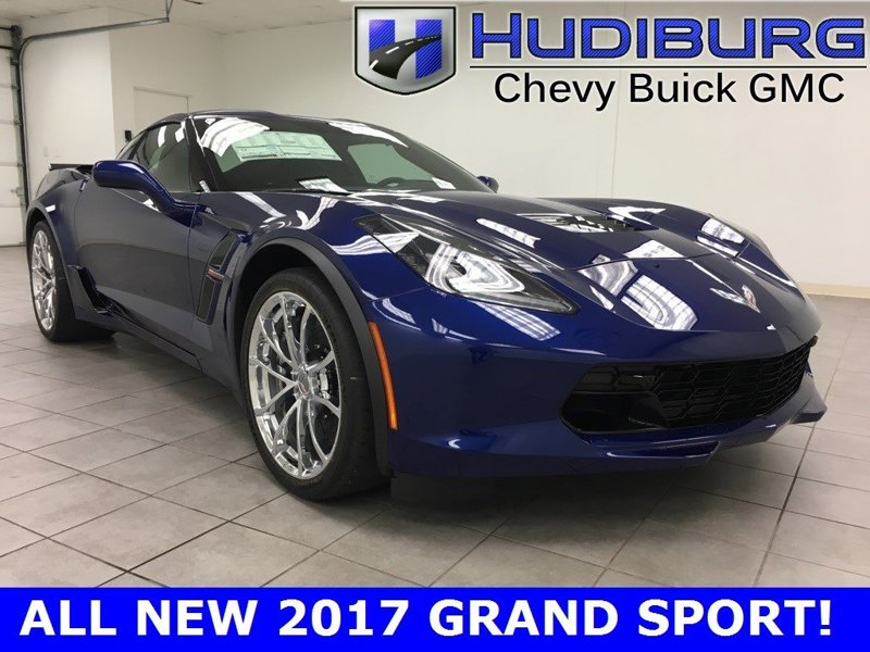 New 2017 Chevrolet Corvette In Midwest City, OK   439546911   1
