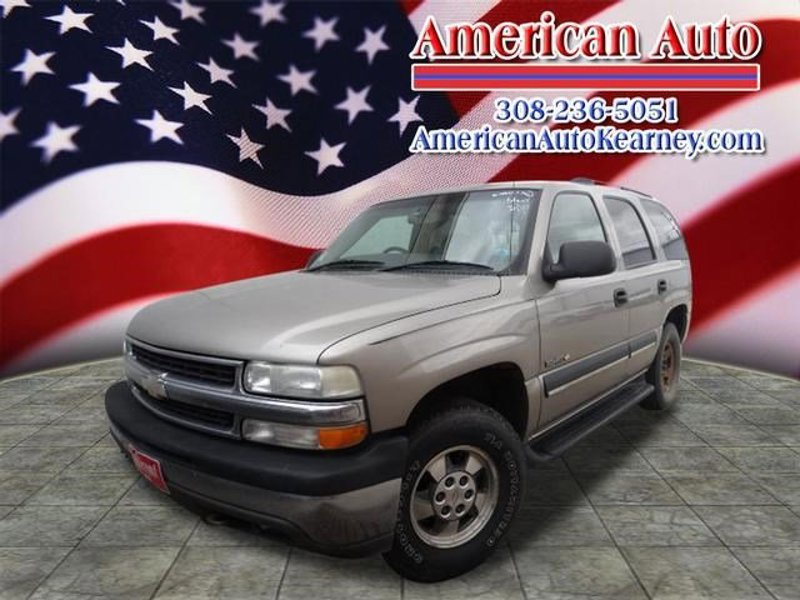 Used 2003 Chevrolet Tahoe in Kearney, NE - 443601676 - 1