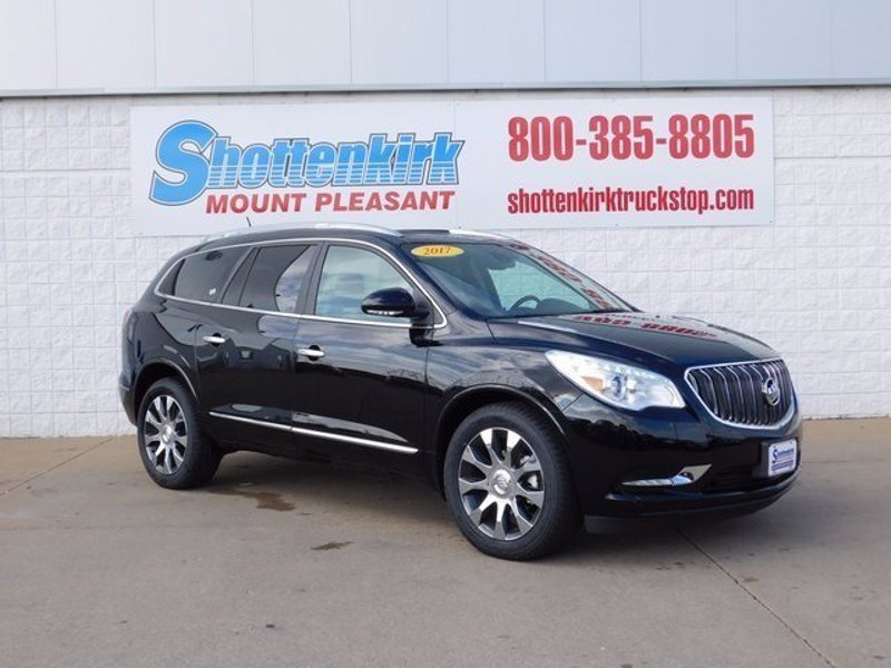 New 2017 Buick Enclave in Mount Pleasant, IA - 473845438 - 1