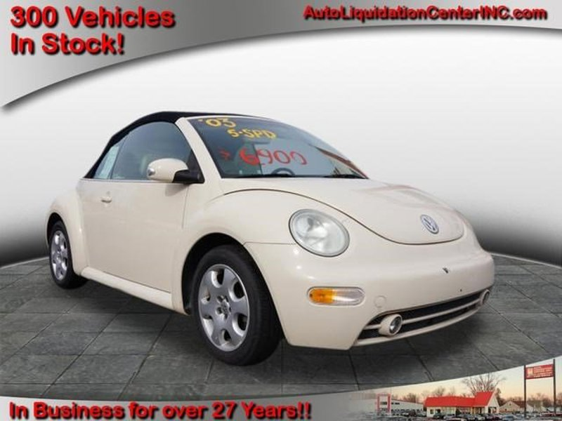 Used 2003 Volkswagen Beetle in New Haven, IN - 324107966 - 1