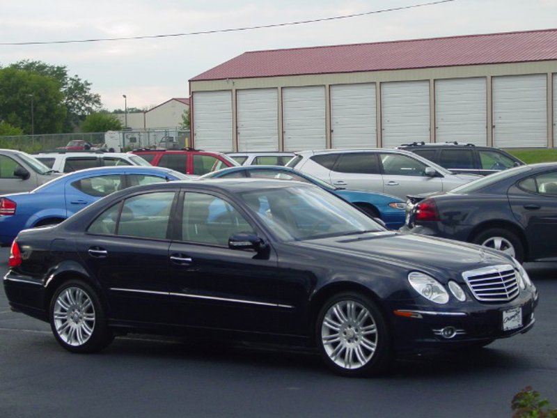 Used 2008 Mercedes-Benz E 350 in Machesney Park, IL - 464432939 - 1
