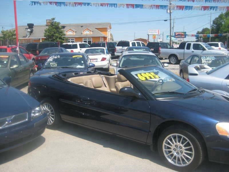 Used 2004 Chrysler Sebring in Moody, AL - 319264616 - 1