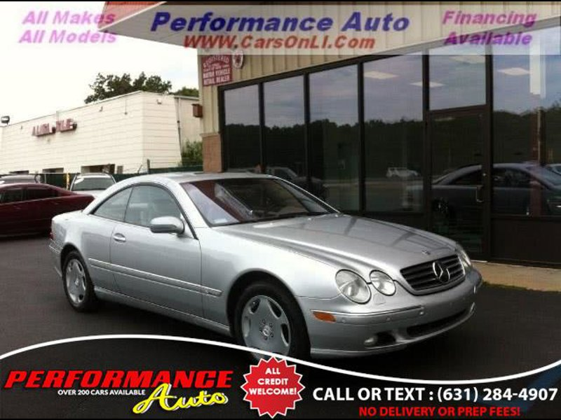 Used 2001 Mercedes-Benz CL 600 in BOHEMIA, NY - 379554116 - 1