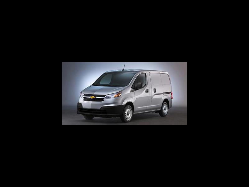 New 2017 Chevrolet City Express in South Madison, SD - 442802318 - 1
