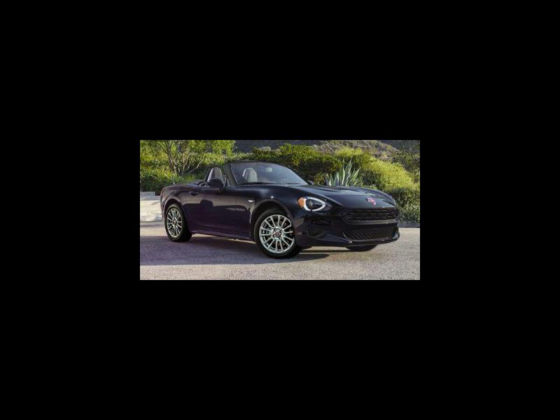 New 2018 FIAT 124 Spider in Indiana, PA - 486363186 - 1