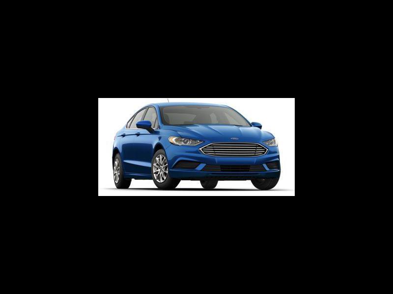 New 2018 Ford Fusion in Honolulu, HI - 483706070 - 1
