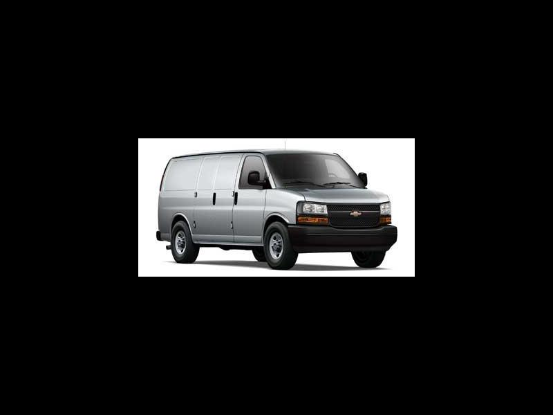 New 2018 Chevrolet Express 2500 in LITTLE FALLS, NJ - 496154807 - 1