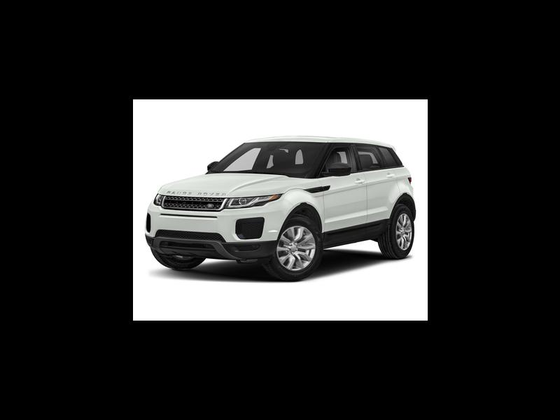 New 2018 Land Rover Range Rover Evoque Hse Dynamic 4 Door For Sale